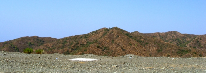 Peisaj din peninsula Datça