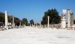 Aleea principală din Efes