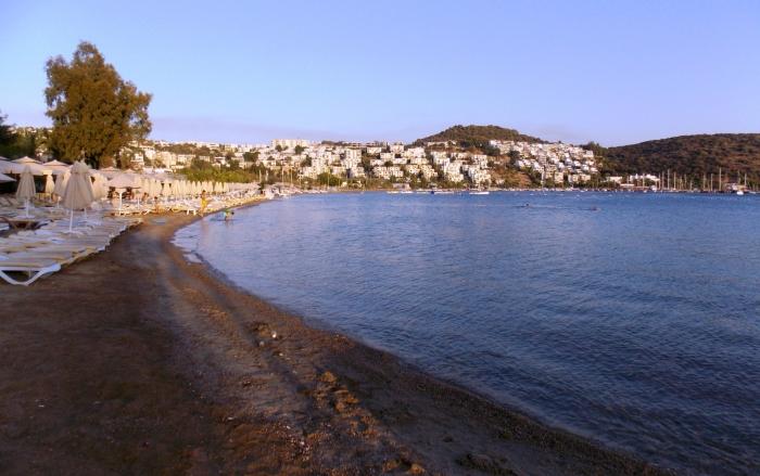Plaja din Bitez
