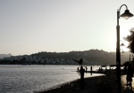 Asfințit în Bitez, peninsula Bodrum