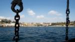Vechiul port din Antalya