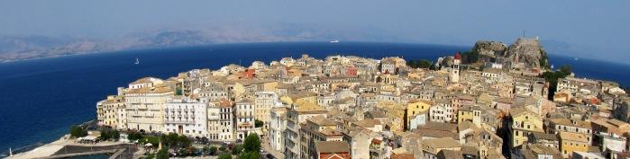 Grecia îmbietoare: Corfu –Kerkyra