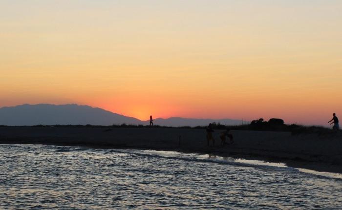 Vacanță în Halkidiki (1) –Posidi