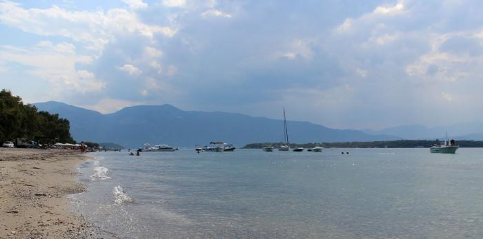 Pribegii prin Evia (1)  O aventură la capătul unei lumi,Kavos